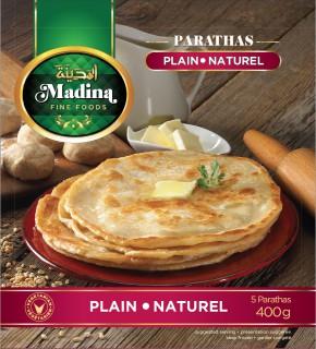 madina plain pratha